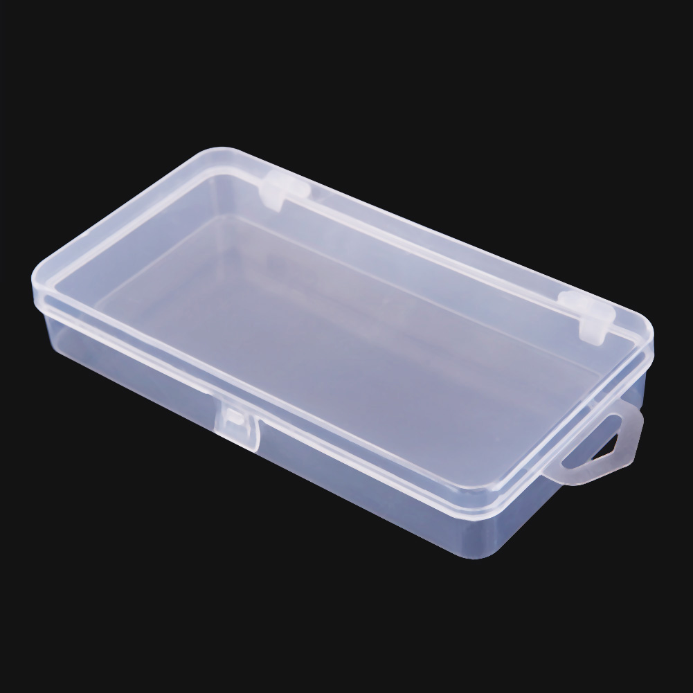Plastic Carp Fishing Box For Contain Fly Fishing Lure Bait Swivels Storage Boxes Fisher Tackle Container Pesca
