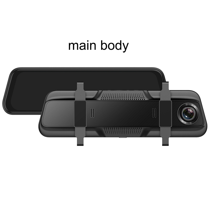 dual lens 1080P dash camera OnReal LM 4 9 35 39 39 IPS screen rearview mirror camera car DVR in DVR Dash Camera from Automobiles amp Motorcycles
