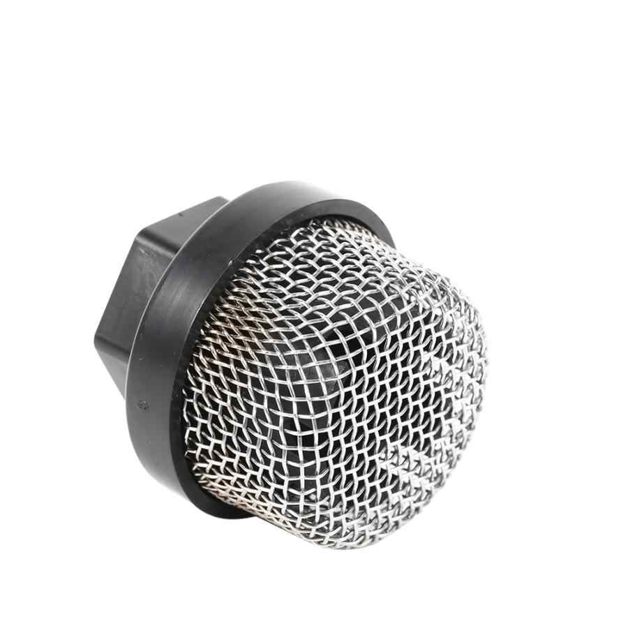 AMONIDA 1pc Inlet Suction Strainer Mesh Filter Intake Hose for Ultra Airless Sprayer 390 395 495 for Airless Paint Spray Guns