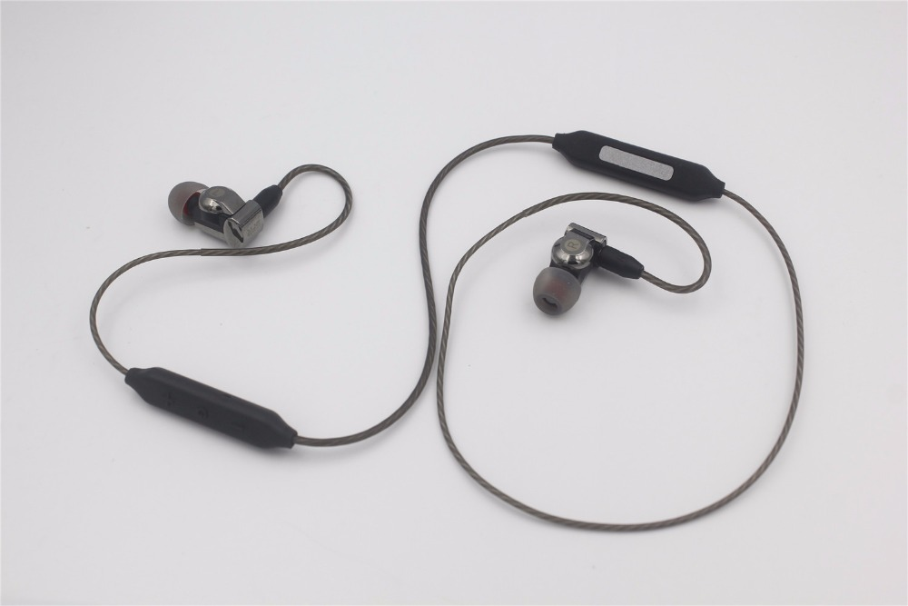 цены Wireless Bluetooth 4.1 MMCX Cable SENFER DT2 plus HIFI Earphone Support Hi-Res audio ie800 earphone Use For shure SE846 se535