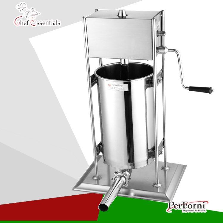 Sausage Filler(S15) economic s steel manual s series sausage filler for hotel butcher home use and hunters