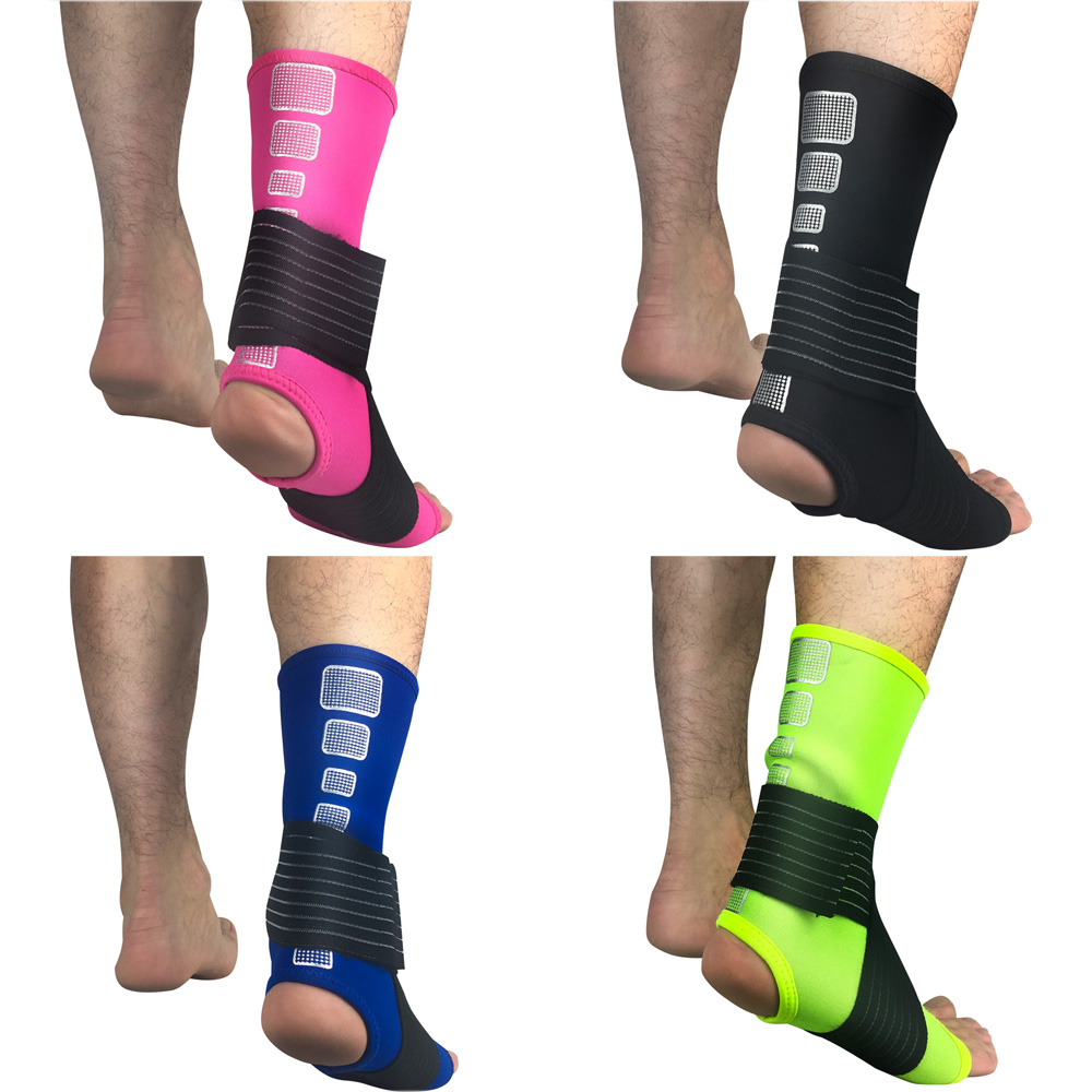 Sports Ankle Sleeve Bandage Pressure Ankle Basketball Football Protective Gear LFSPR0040