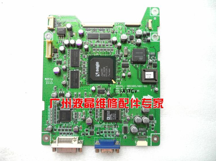 Free Shipping>Original 100% Tested Working 243T driver board motherboard BN41-00206E decode board