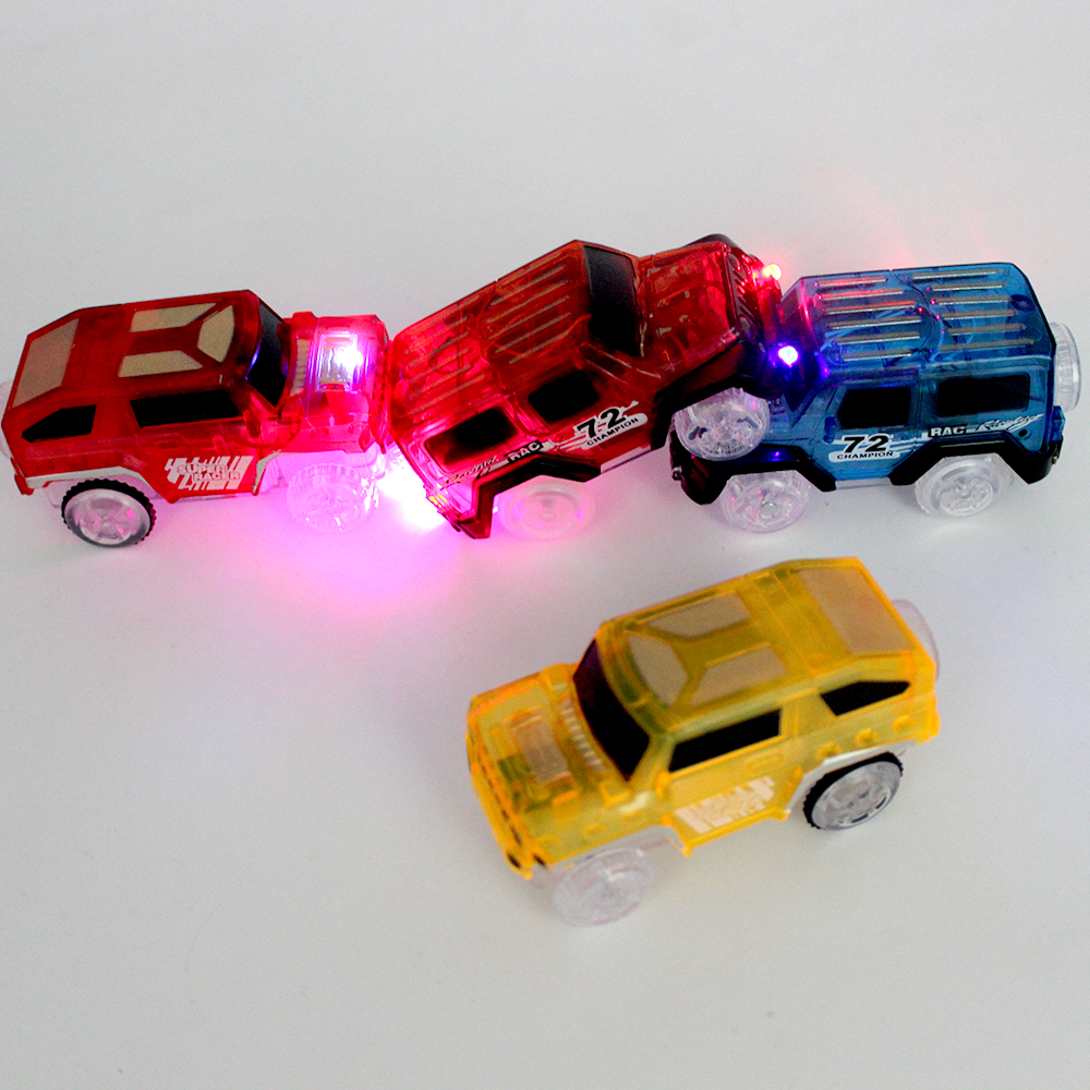 Electronics-Tracks-Magic-Cars-Toy-Led-Flashing-Play-on-Flashing-LED-Fancy-Flexible-Track-Car-Toys-for-Children-Gift-2
