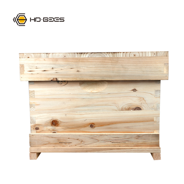 Bee Keeping Fri Wood  10 Frames Hive Apicultura Beehive for Beekeeper  Bees and Beekeeping HDBH-002D 4
