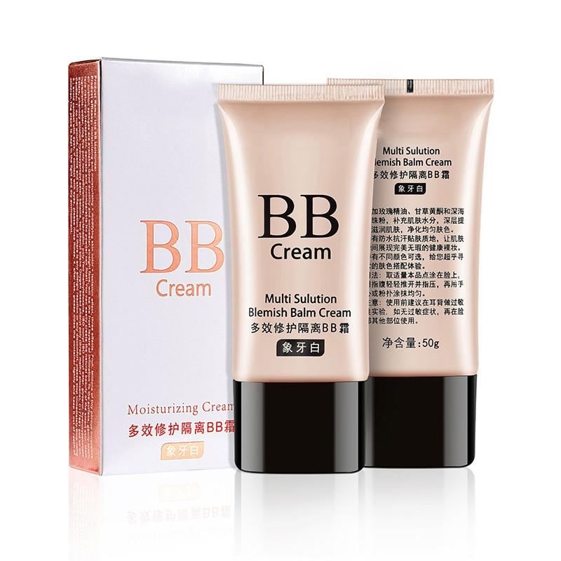 Bb & Cc Cremes Frank Icycheer Bb Creme Basis Make-up Concealer Feuchtigkeitscreme Kosmetik Gesicht Fondation Nude Make-up Zu Isolieren Die Concealer