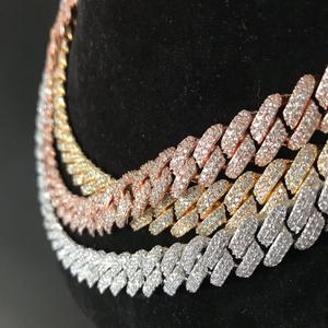 Image 5 - New arrival prong sharp cuban chain Miami chain