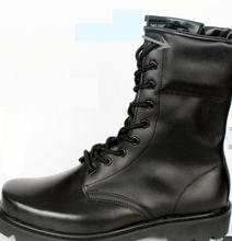 High-quality Leather Boots Tooling Tactics Men's Special Forces Combat Strong Warm  Comforta Desert Boots Cow Leather Wool