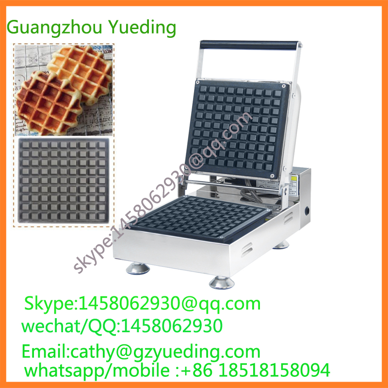 CE approved 110V 220v commercial liege egg waffle maker rectangle waffle maker waffle machine directly factory price commercial electric double head egg waffle maker for round waffle and rectangle waffle