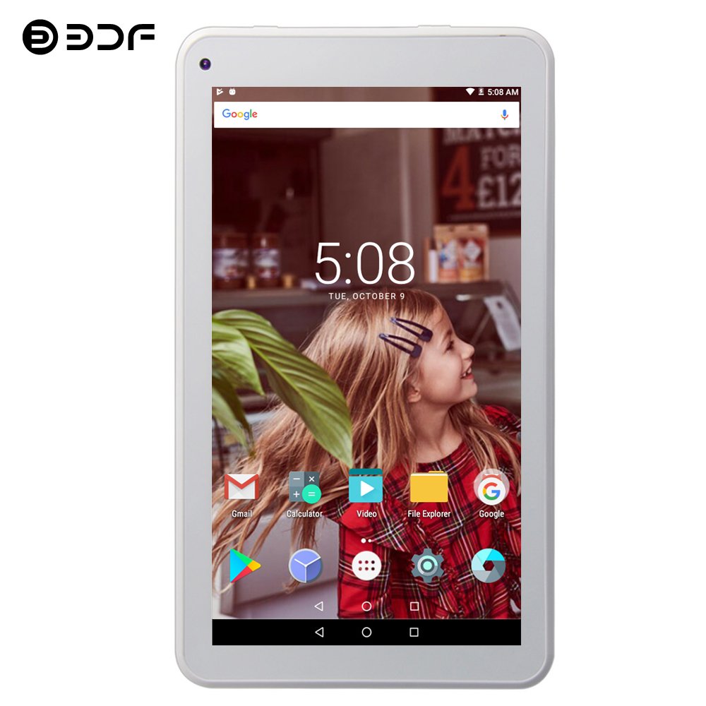 Bdf 7 Inch Kids Tablets Pc Android 5.1 Google Play 8gb Quad Core Bluetooth Wifi Tablet 7 8 9 10 Babypad Android Tablet For Kids #2
