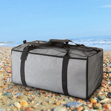 Mesh Duffel Gear Bag Snorkel Equipment Carry Bag for Mask Snorkel Fins Diving Surfing Gear Swimming Storage Swimming Bags цена