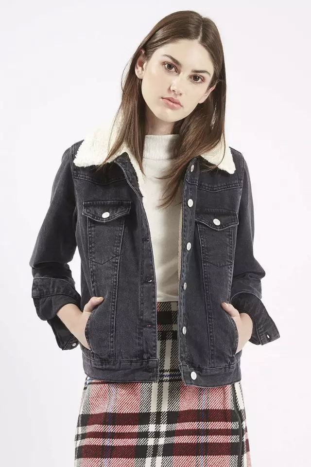 Find Denim jacket from the Womens department at Debenhams. Shop a wide range of Coats & jackets products and more at our online shop today. Black 'Original Trucker' denim jacket Save. Was £ Now £ Lands' End Beige womens coloured denim jacket Save. Was £ Now £