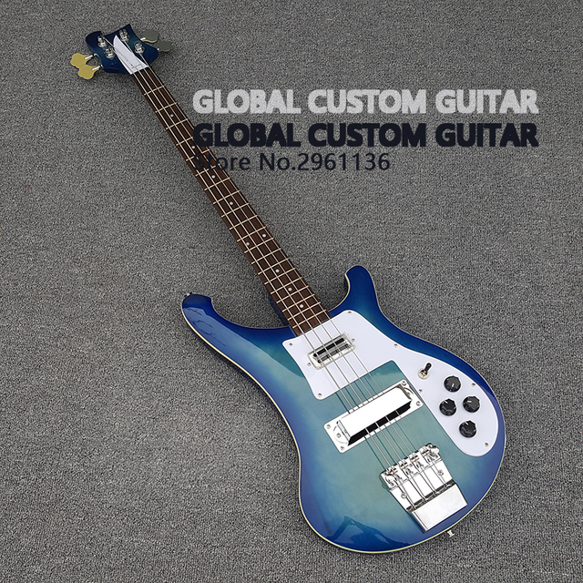 d772852377 chinese electric guitars,High quality rickenbacker 4003 bass guitar,Real  photos,free shipping Promotional activities