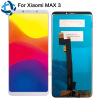 100% Test 6.9 Xiaomi Mi Max 3 LCD Display Touch Panel Screen with Frame Mi Max3 LCD Digitizer Assembly Replacement parts+tools