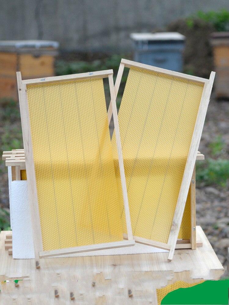 Est box bee finished fir nest honey коробка с пчелами полный набор птичьего гнезда селезенки инструменты для пчеловодства