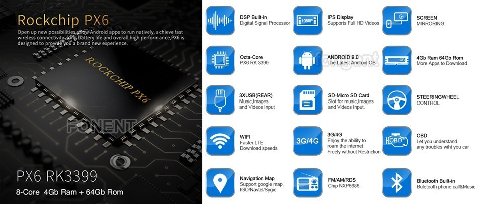 multimedialny GPS USD cena 2