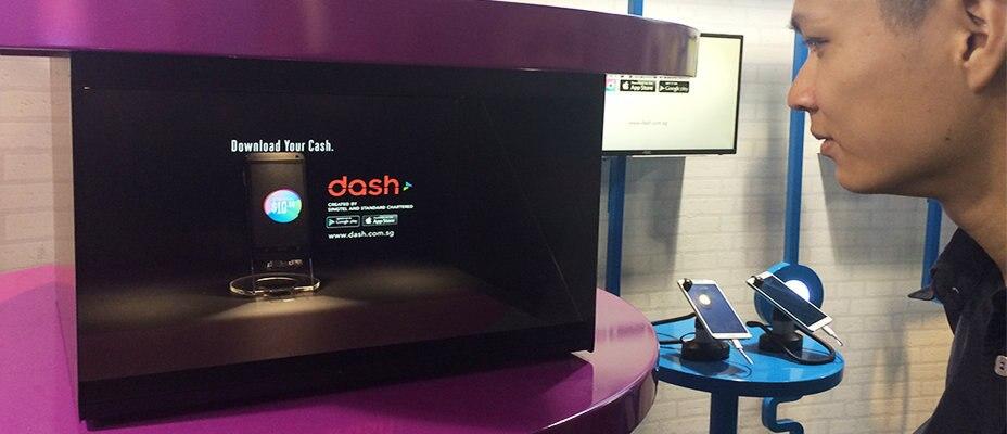 Holocube 22 Zoll für Produktdisplay, 3D-Hologrammdisplay AD - Heim-Audio und Video - Foto 2