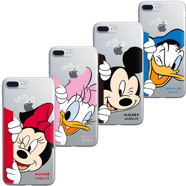 coque iphone 7 plus donald