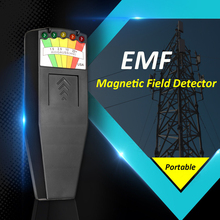 Ghost Hunting EMF Detector Electromagnetic Radiation Tester