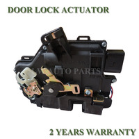 Car Front Left Door Lock 4B1837015G For Audi A6 4B C5 1998 2005 Car Alarm System Accessories