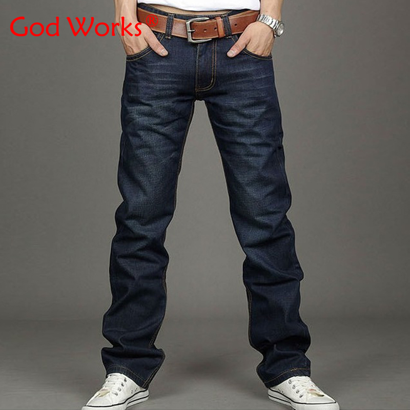 Fashion Men Jeans New Arrival Design Slim Fit Fashion Jeans For Men Good Quality Trousers Long