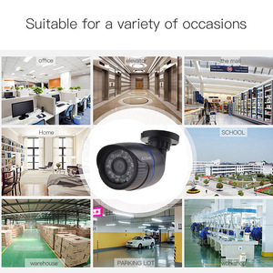 Image 4 - AZISHN 2.8 ミリメートルワイド IP カメラ 1080P 960 1080P 720 1080P ONVIF P2P モーション検出 RTSP 電子メールアラート XMEye 48V POE 監視 CCTV 屋外