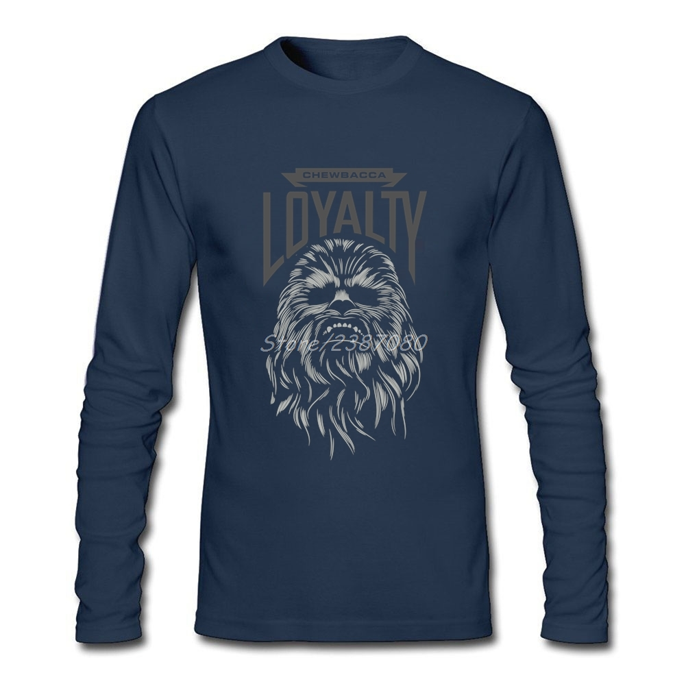 Chewbaccas Home Star Wars Men T Shirt Cheap High Quality Custom Long Sleeve  New Designing Big Size Tees Shirts In T Shirts From Menu0027s Clothing U0026  Accessories ...