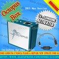 La más nueva versión del envío libre 100% original octopus box para sam & lg cable completo con 19 cables con optimus