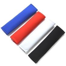 2 шт. автомобильный детский хлопковый ремень безопасности для автомобилей Защита плеча автомобиля-Стайлинг cinto накладка на ремень безопасности Чехол ремни безопасности подушка