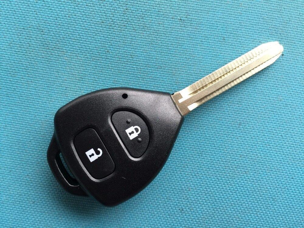 "/"" fernbedienung For Toyota Yaris Avensis Corolla RAV4 autoschlüssel shell 2"