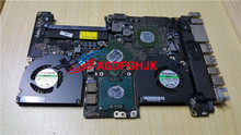 820-2523-B for MacBook Pro 15″ A1286 2009 MC026LL/A laptop motherboard with p8800 CPU 100% TESED OK
