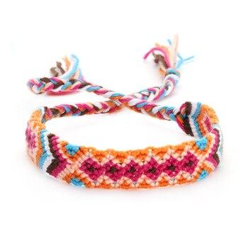 Bracelet Indien Tissu