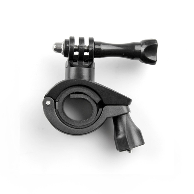Pour Gopro Hero caméra vélo support vélo moto support support pour Go Pro Hero 3 + 6 5 4 3 2 Action Cam support cadre Clip