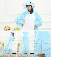 Quality Women S Elephant Cosplay Costume Miraculous Costumes Full Sleeve Polyester Sleep Lounge Onesies Pajamas