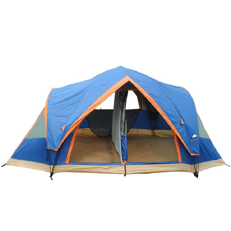 5 6 Large Family Automatic Tent Quick Open Camping Tent
