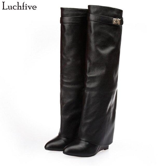 43426df79202 6140.58 руб.  Новые стильные зимние сапоги до колена высокие сапоги Для  женщин ...