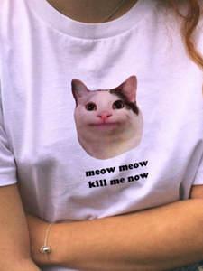 T Shirt Summer Sleeve Women T Shirt Aesthetic Tumblr Tee