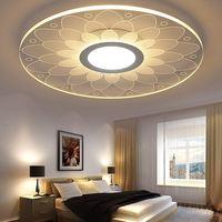 Современные Потолочные LED цветок Потолочные светильники красивые Гостиная Спальня superior hotel украшения дома потолочные светильники ZA