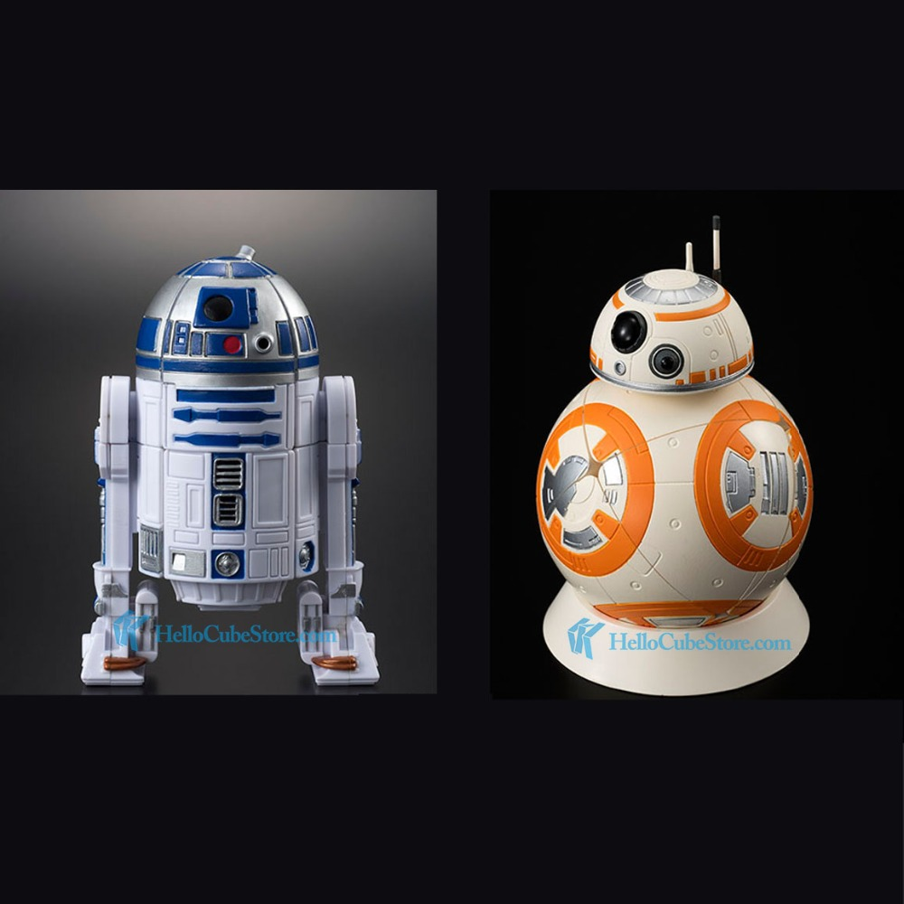 2016 Newest Limited Edition STAR WARS 3D magic cube 2x2x2 BB-8 and R2-D2 Puzzle Cube Toys Twist education good gift magic cube iq puzzle star color assorted