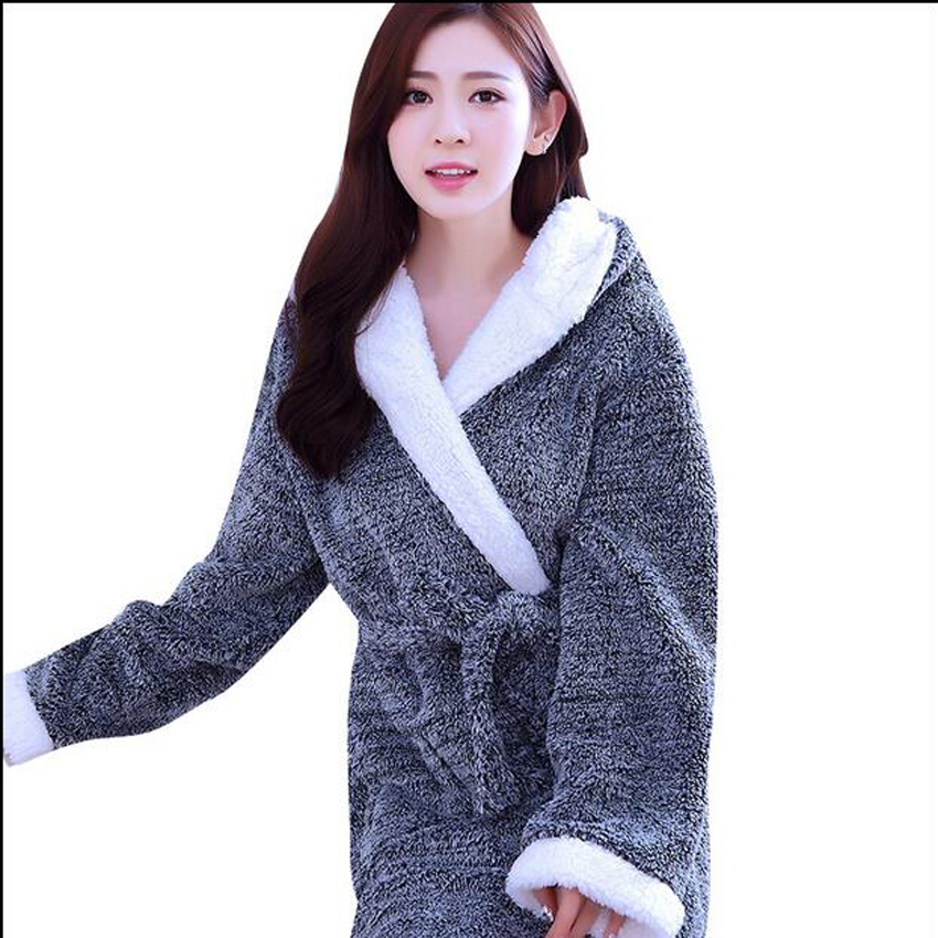 High Quality Winter Dressing Gowns Ladies-Buy Cheap Winter ...