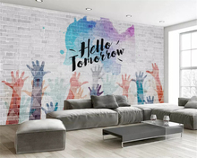 beibehang papel de parede Modern fashion hand-painted cartoon girl fashion show bedroom living room background wall wallpaper беспроводные наушники rha ma390 wireless black silver