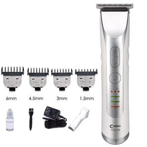 Image 2 - Codos 338 tondeuse électrique professionnelle pour hommes, Rechargeable, coupe de cheveux, pour coiffeur rasoir