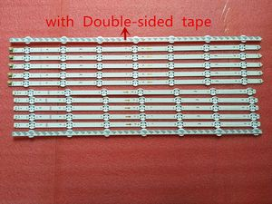 Image 2 - 12pcs x 65 inch LED Backlight Strips for Vizio SVG650A28 REV05 E65U D3 150923(E65 UHD)SVG650A28_Rev05_7WICOP 7LEDs
