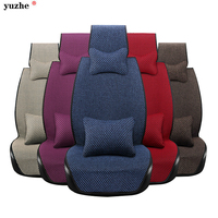 Yuzhe Leather Car Seat Cover For Volkswagen 4 5 6 7 Vw Passat B5 B6 B7