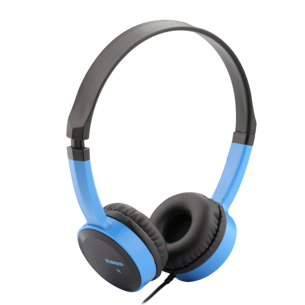2016 Stereo Heavy Bass DJ Headset Headband Girls Auriculares with Mic Kanen IP-350 Gaming Headphone for Computer PC Gamer Mobile xiberia v10 best computer gaming headset headband with microphone mic heavy bass stereo game headphone with light for pc gamer