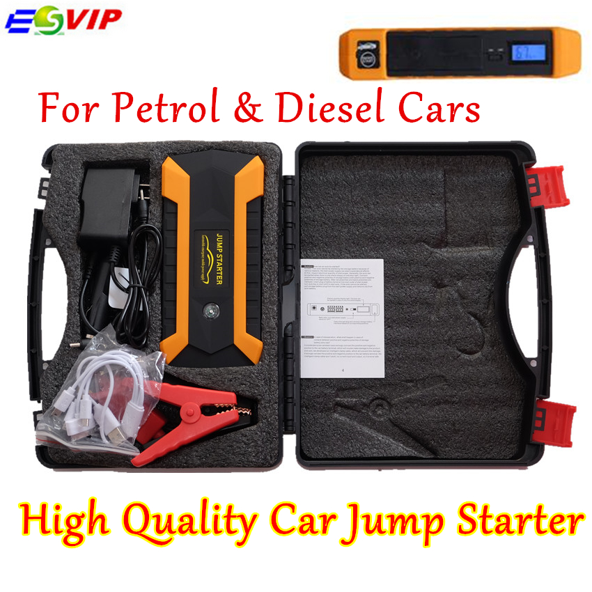 New Arrival Mobile Portable Booster Power Battery Charger Phone Laptop Mini car jump Starter 12V Power Bank купить