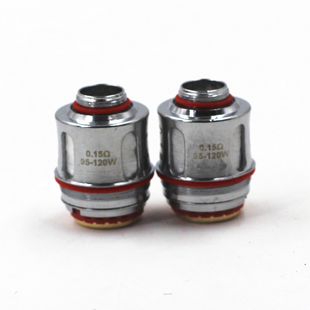 2pcs Valyrian Replacement Coil Head Cores 0.15ohm