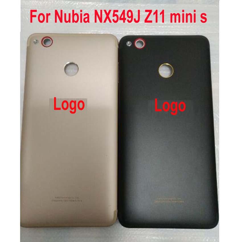 Original Back Cover Battery Glass Housing Door Rear Case For ZTE Nubia NX549J Z11 Mini S Z11MiniS Phone Parts