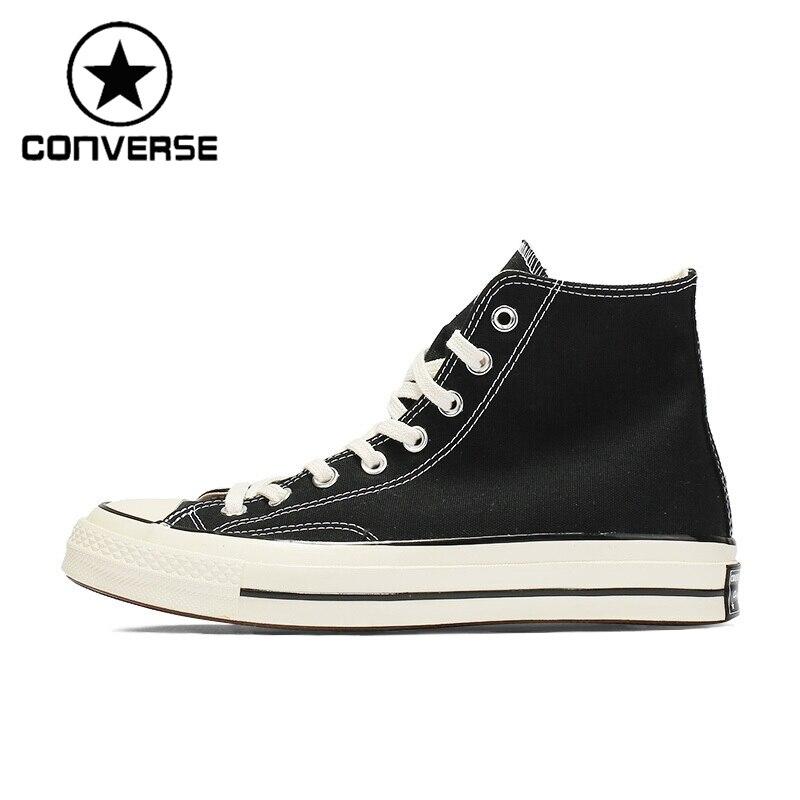 цена Original New Arrival 2018 Converse 1970S Unisex Skateboarding High Top Shoes Canvas  Sneakers онлайн в 2017 году