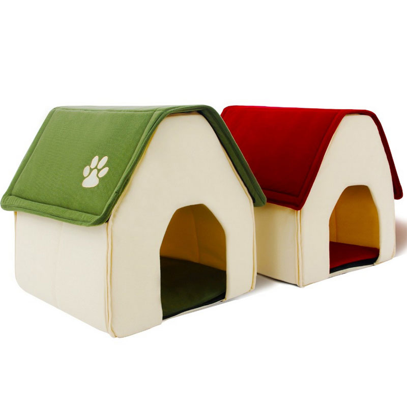 Indoor Dog House For Small Dogs Bed Soft Daily Products